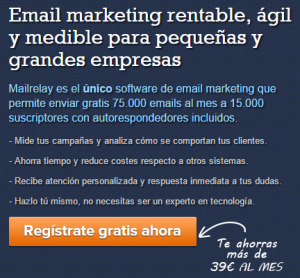 Registro MailRelay